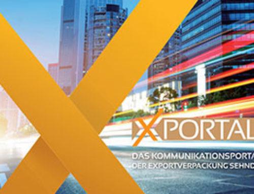 Neue XPortal-Broschüre