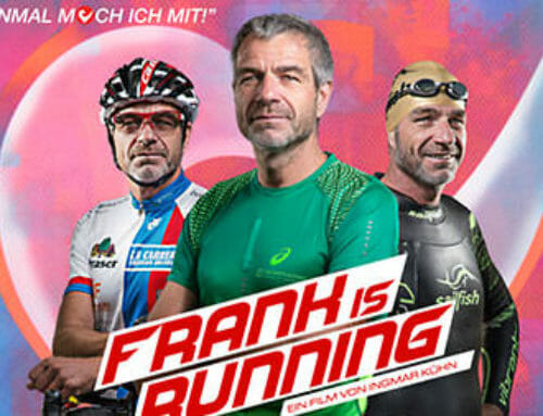 Frank is Running – Premiere