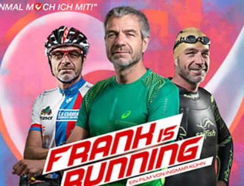 Frank is Running – Premiere