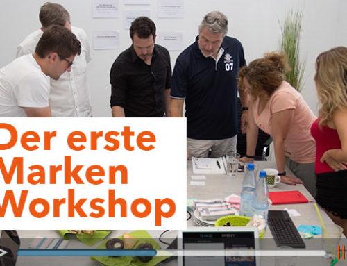 Der erste Marken-Workshop | Unsere Erfahrungen
