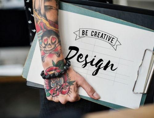 6 1/2 Merkmale von starkem Marken-Design