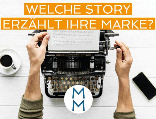 Welche Story erzählt Ihre Marke? – MarkenMinute