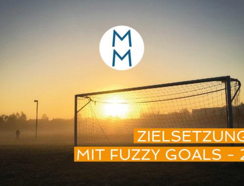 Fuzzy Goals – Teil 2