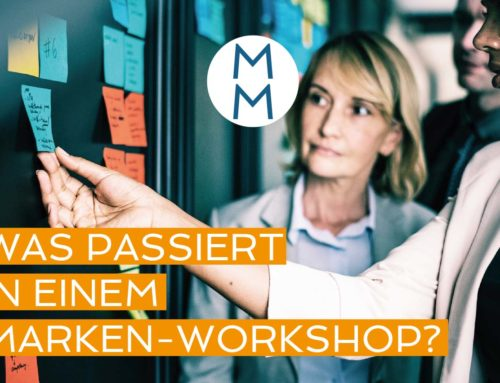Was passiert in einem Marken-Workshop? – MarkenMinute
