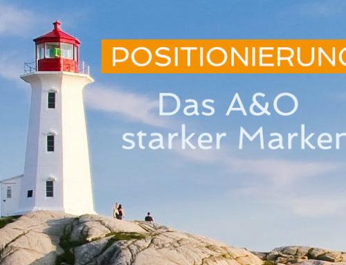Warum Positionierung das A&O der Markenbildung ist