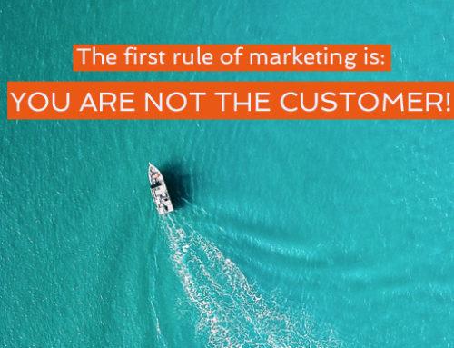 Marketing 101 – 1 – Market Orientation