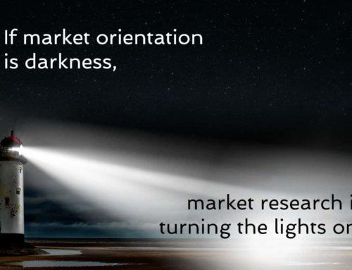 Marketing 101 – 2 – Market Research